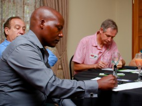 Imbizo 3 Course Network – 7 November, 2014