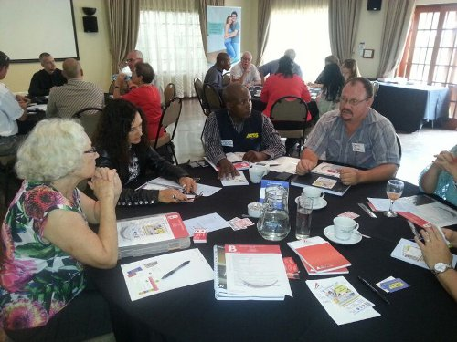 Imbizo Networking session - 7 February, 2014